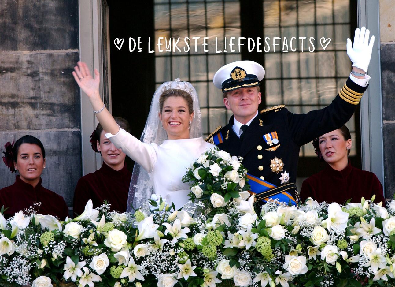 Maxima en Willem Alexander