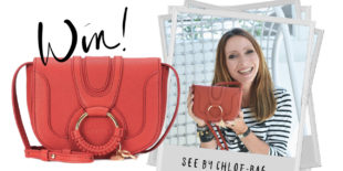 Today we… win See By Chloé-bag