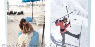 Waarom wintersport niet te vergelijken is met die strandvakantie