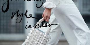 Witte jeans in de winter: zo draag je 'm