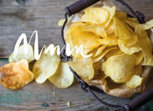 Super makkelijk en absurd lekker: zelf chips maken