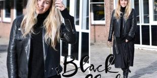 De 8 beste kwaliteiten van vrouwen die zwarte kleding dragen