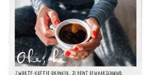 Wat het over je persoonlijkheid zegt als je zwarte koffie drinkt